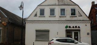 Šiame Kauno gatvės name ir gyveno juvelyro Krelico šeima.