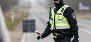 Jurbarko postuose dirbantys policijos pareigūnai surašė 13 nusižengimo protokolų