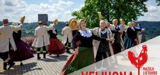 Veliuonai perduodamas Lietuvos mažosios kultūros sostinės vardas