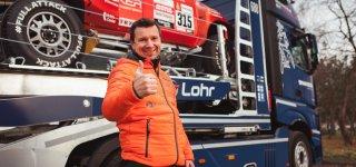 Prie vieno ekipažo sėkmės Dakaro ralyje prisideda ir Jurbarko įmonė