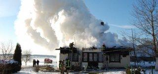 Užgriuvus šalčiams – sunerimusių ugniagesių raginimai ir prašymai