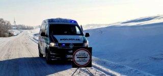 Jurbarko r. neįleistos 29 transporto priemonės, surašytas vienas protokolas