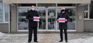 Vasario 7-oji – Tarptautinė  solidarumo su Baltarusija diena