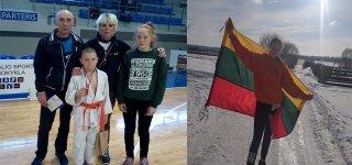 Viešviliečių šeimyną garsina trys perspektyvūs sportininkai