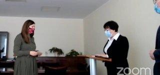 Į Jurbarko rajono tarybą grįžta dirbti Genė Gudaitienė