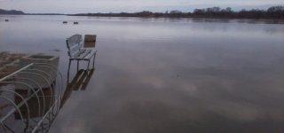 Ekstremalių situacijų komisija svarstė pasirengimą galimam potvyniui