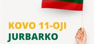 KOVO 11-OSIOS ŠVENTĖ JURBARKO RAJONE