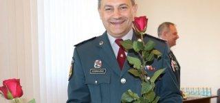 Marijampolės apskr. policijos vadovu išrinktas Harimantas Poškevičius
