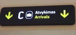 Vilniaus oro uoste sulaikytas teisėsaugos ieškomas jurbarkietis