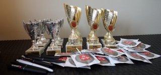 Jurbarko rajono KKSC medaliai – geriausiems turnyro šachmatininkams