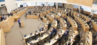 Seimas nepritarė partnerystės įteisinimui (R. Juška balsavime nedalyvavo)
