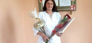 Jurbarkų seniūnijoje bendruomenės slaugytoja Danutė  dirba 45-erius metus