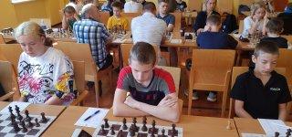 Tarptautiniame šachmatų festivalyje - ir 14 rajono jaunųjų šachamtininkų (nuotraukos)