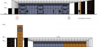 Iki autobusų stoties realių statybų darbų – paskutinis žingsnis