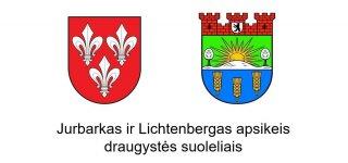 Jurbarkas ir Lichtenbergas apsikeis draugystės suoleliais