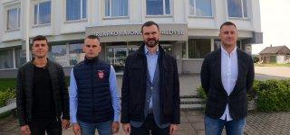 Už vizijas ir širdį Jurbarko krepšiniui – RKL vadovų padėka