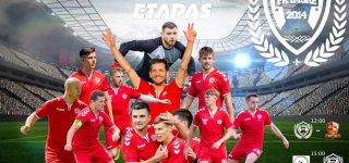 Sėkmės istoriją kuria ir Jurbarko futbolininkai (kovos dėl Lietuvos mažojo futbolo čempionų titulo)