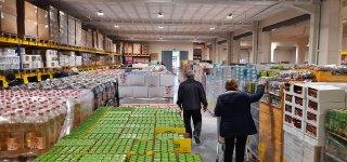 Jurbarke duris atvėrė žemų kainų parduotuvė MERE