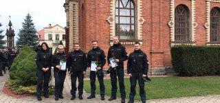 Angelų sargų dienos išvakarėse paskatinti ir rajono pareigūnai