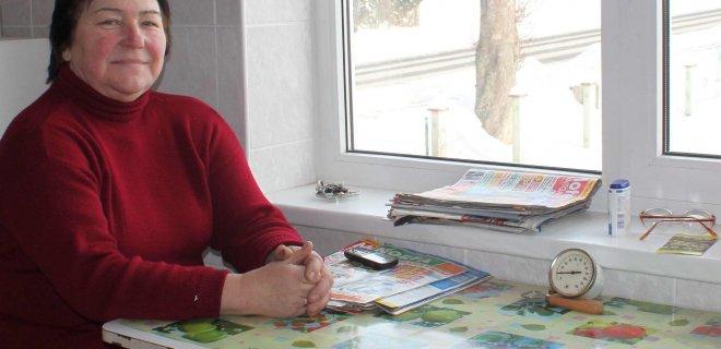 Jurbarkietė A. Bacevičienė tikina, kad jai nėra jokio skirtumo, kur gyventi – kaime ar mieste.