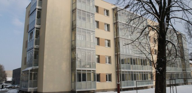 Pigiausiai už gruodžio mėn. šildymą mokės Dariaus ir Girėno g. 58 namo gyventojai.