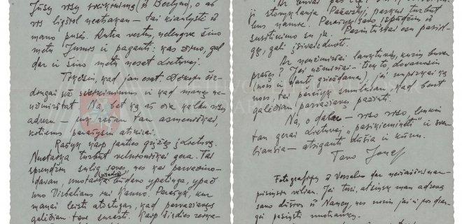 Literatūros ir meno archyvo nuotr.