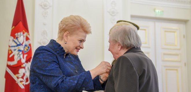 Asociatyvinė / Lietuvos prezidentūros nuotr.