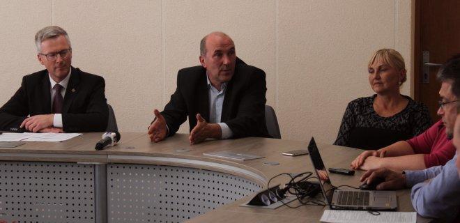 Paaiškėjo, ką socialdemokratai siūlo į administracijos vadovo postą