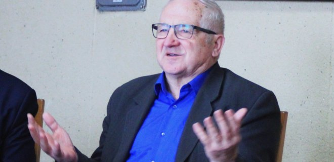 Tarybos narys K. Jurevičius
