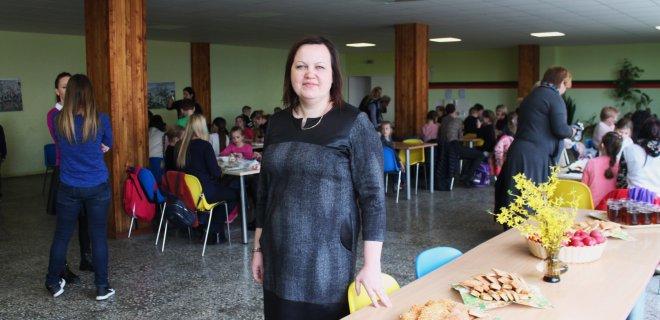 """VšĮ ,,Bruneros"""" Jurbarko skyriaus direktorė Jurgita Briedienė / Redakcijos archyvo nuotr."""