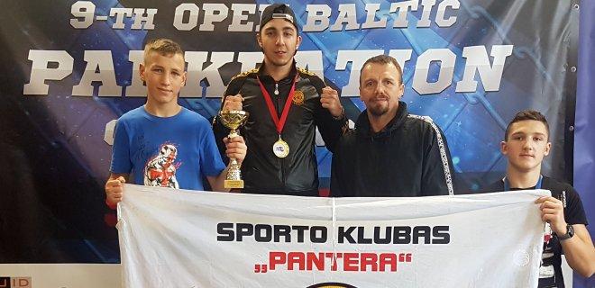 Justas Vyturys  Milanas Majauskas, treneris  Mindaugas Smirnovas, Deimantas Grigonius