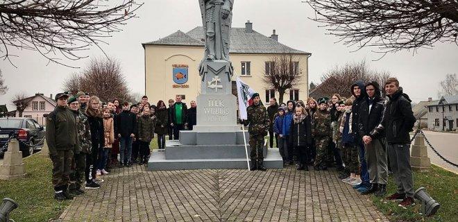 Veliuonos Antano ir Jono Juškų gimnazijos nuotr.