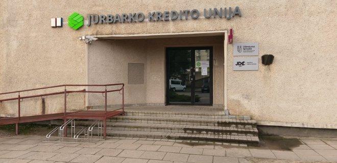 Jurbarko kredito unija Dariaus ir Girėno g. 81A, Jurbarkas.