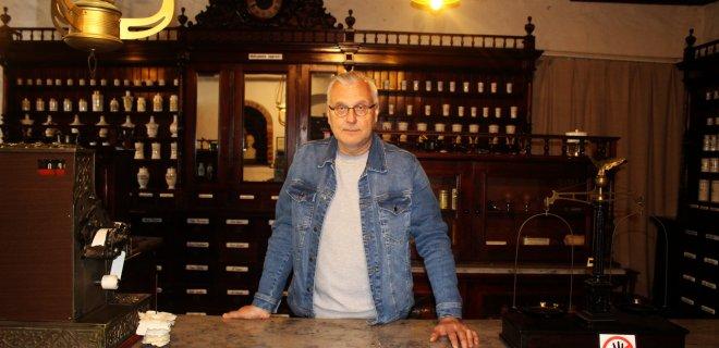 Rolandas Minevičius, medicinos ir farmacijos istorijos muziejaus istorikas