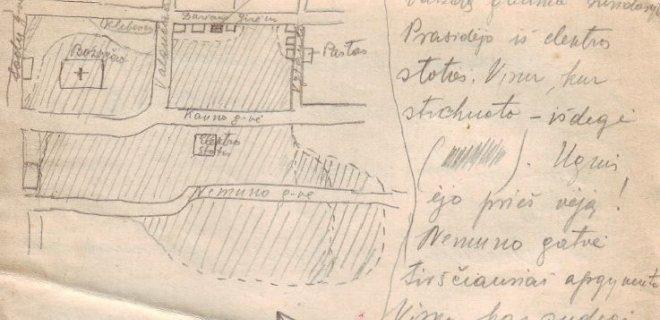 Iš Stepono Banaičio rašyto laiško
