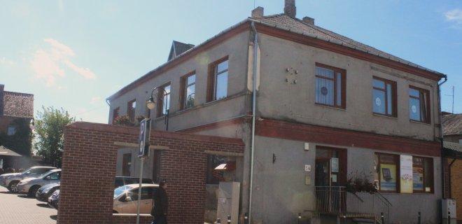 Šiame Kauno g. 54-uoju numeriu pažymėtame pastate 1918 metais pradėjo veikti