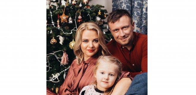 Renata Jampolskė su vyru niekada nekvestionavo vakcinacijos naudos. / Kristinos Aleksynaitės nuotr.
