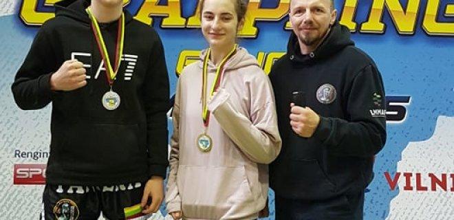 Iš kairės: Kornelijus Bruno, Lijana Lipinskaitė, Mindaugas Smirnovas.