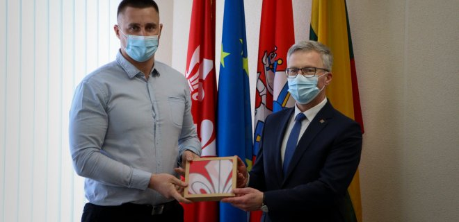 Jurbarko savivaldybės nuotr.