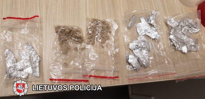 Asociatyvi / Lietuvos policijos nuotr.