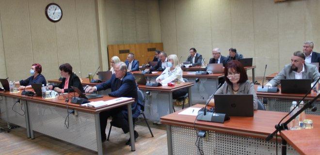 Jurbarko rajono savivaldybės tarybos 2021 m. rugsėjo 30 d. posėdžio darbotvarkė