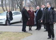 Jurbarke Seimo pirmininkė vakare tapo Darbo partijos vedle