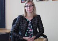 Viešųjų ryšių specialistės Ramintos Paliliūnaitės laukia sunkus ir atsakingas darbas
