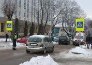 Pėstieji Jurbarko gatvėse - nesaugūs