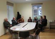 Susitikimas su turizmo paslaugas teikiančiais rajono atstovais