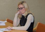 Jurbarko Turizmo ir verslo informacijos centro direktorė Gaiva Mačiulaitienė.