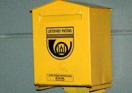 Lietuvos pašto laukia permainos - už siuntas teks mokėti brangiau