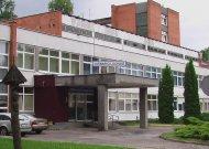 Į skolas įklimpusią Jurbarko  ligoninę nori priglausti ministerija