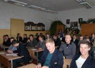 Naujųjų mokslo metų pradžios šventė Antano Giedraičio-Giedriaus gimnazijoje