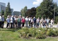 Į Tarptautinę folkloro popietę Smalininkuose atvyko svečiai iš Danijos